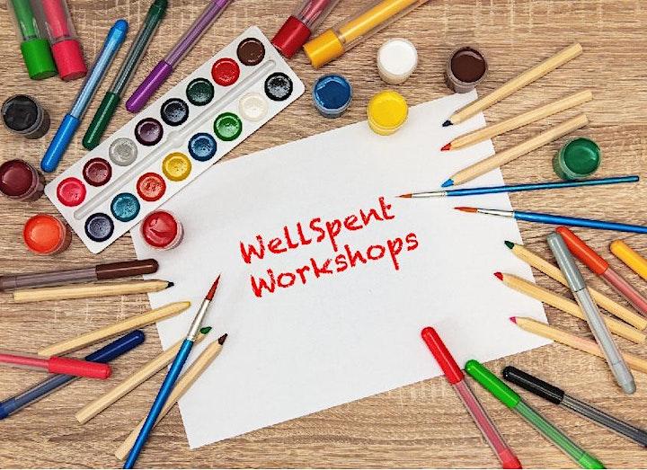 Sunday Luxe Series: WellSpent Children Workshops (FREE) image
