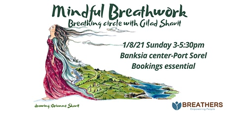 Mindful Breathwork Breathing Circle tickets