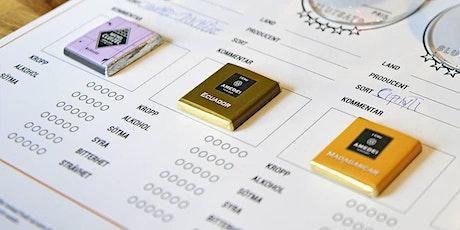 Klassisk chokladprovning Uppsala | Hotel Svava Den 25 July tickets