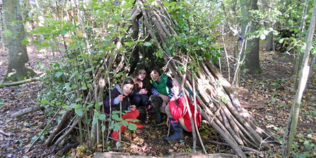 Wild in the Woods holiday club at Bradfield Woods 5 August EOC 2811 tickets