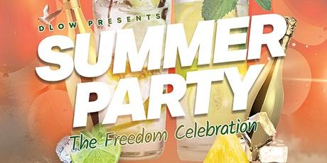 DLOW Summer Party tickets