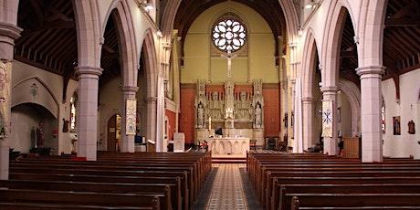 Tuesday 7:30pm Mass at St Edmund's tickets