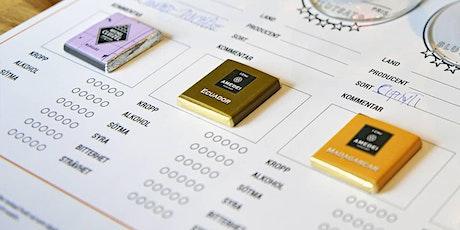 Chokladprovning Uppsala | Hotel Svava Den 21 November biljetter
