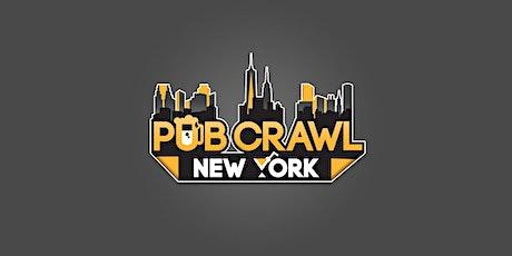 NYC Thanksgiving Eve Pub Crawl tickets