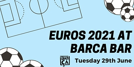 Euros 2021 - Watch England on Tuesday 29th June tickets