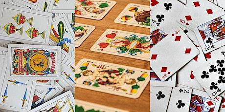 International cards around the world tickets