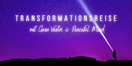 Online Transformationsreise mit Gesa Vestri & Peaceful Mind Tickets