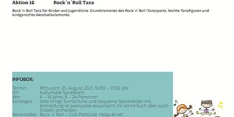Rock n Roll Tanz Tickets