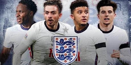 England Euros - Last 16 tickets