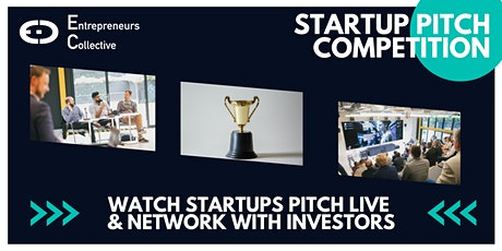 June Startup Pitch Competition & Networking with Founders + Angel Investors tickets