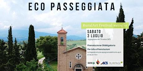 ECO PASSEGGIATA tickets