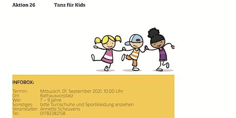 Tanz für Kids Tickets
