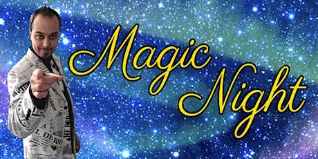 Magic Night biglietti