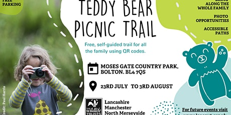 Teddy Bear Picnic Trail - Moses Gate Country Park, Bolton tickets