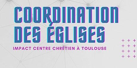 Rencontre des STAR avec la coordination des églises billets