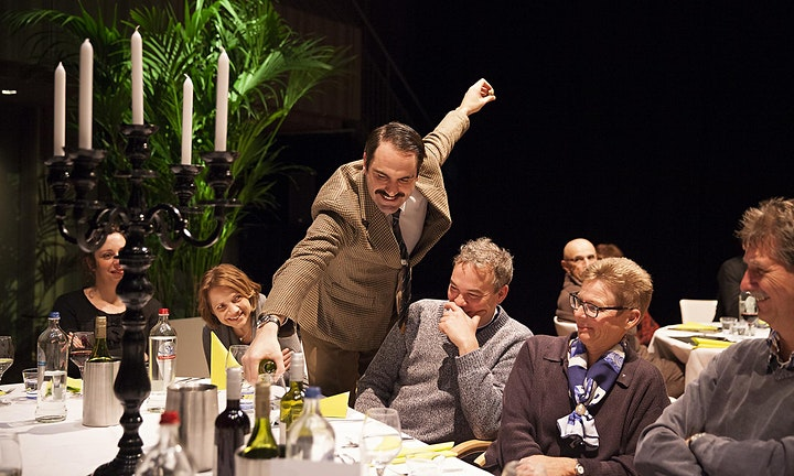 Faulty Towers Dinner Show Christmas Special image