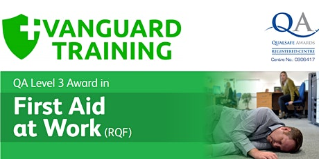 First Aid at Work (2 day blended course) tickets