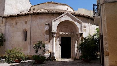 Visita al Tempio di San Giovanni al Sepolcro e performance di violino biglietti