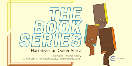 The Book Series: Narratives on Queer Africa tickets