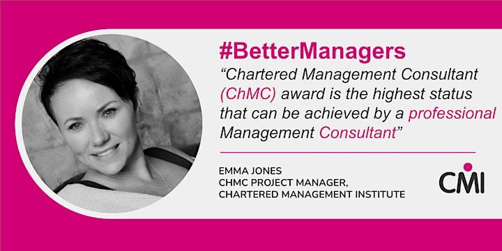 ChMC Programme Accreditation Masterclass image