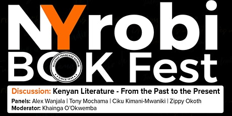 Kenyan Literature- From the Past to the Present tickets