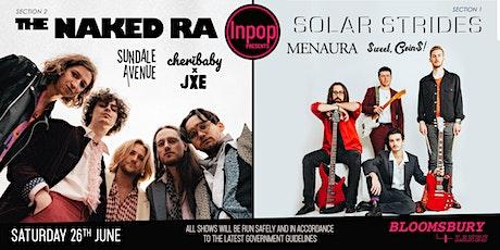 InPop Presents - Bloomsbury Lanes tickets