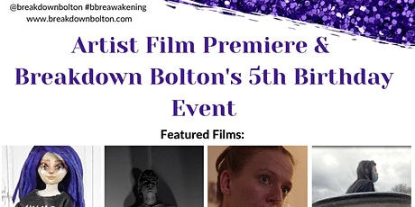 Artist Film Premiere and Breakdown Bolton's 5th Birthday Event at 53Two tickets