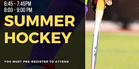 Pembroke Wanderers Summer Hockey 2021 tickets