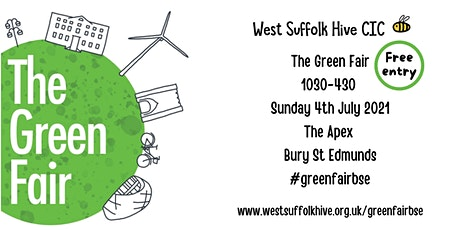 Bury St Edmunds Green Fair Talks and Presentations tickets