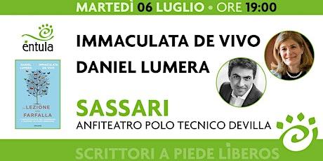 Daniel Lumera ed Immaculata de Vivo in La Lezione della Farfalla biglietti