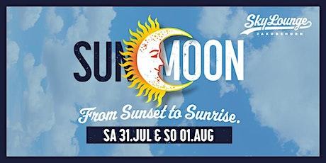 SUN & MOON tickets