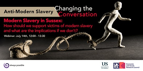 Anti-Modern Slavery: Changing the Conversation tickets