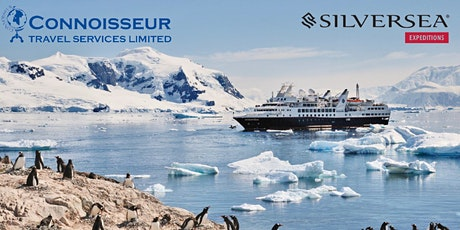 Silversea Expeditions Webinar with Connoisseur Travel tickets