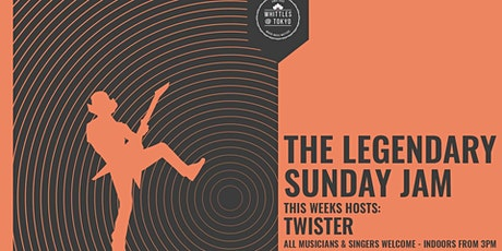 The Whittles Legendary Jam - Hosted by Twister tickets