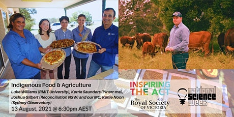 Indigenous Food and Agriculture tickets