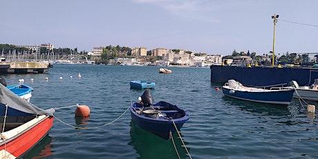Visita guidata al porto antico di Brindisi - Rione Sciabiche biglietti