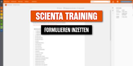 Scienta formulieren training 17 augustus 2021 tickets