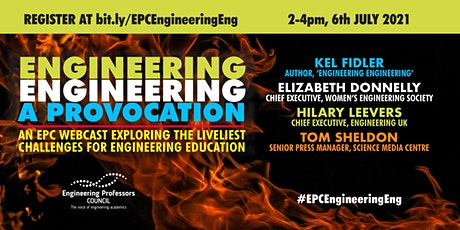 Engineering Engineering: A Provocation tickets