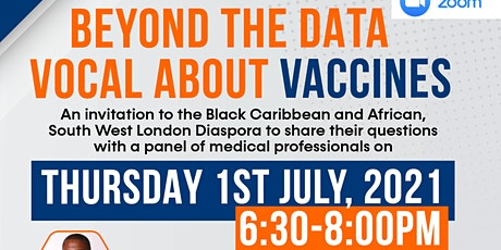 Beyond the Data: Vocal About Vaccines tickets