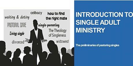 Introduction to Single Adult Ministry tickets