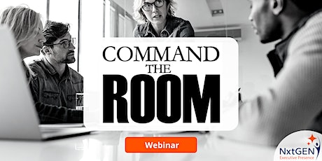 Command the Room tickets