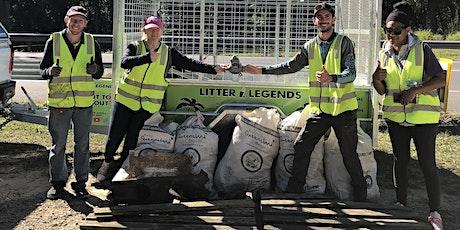 Volunteer Clean-Up - Cleveland-Redland Bay Rd (Week 15) tickets