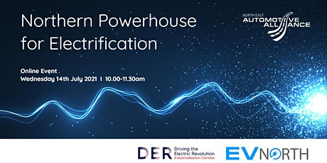 Northern Powerhouse for Electrification tickets