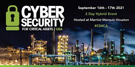 CS4CA USA | Hybrid IT/OT Cyber Security Summit | September 16th-17th tickets