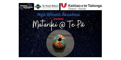 Tane Mahuta - Kōauau Mahi Toi Session 1 tickets