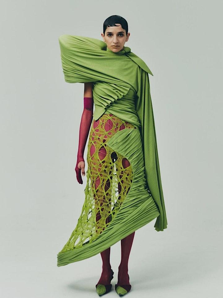 Fashion Illustration Masterclass x Chelsea Kaya image