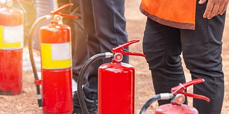 Fire Safety Fire Marshall - Training Course -  KETTERING tickets