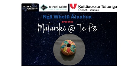 Tane Mahuta - Kōauau Mahi Toi Session 2 tickets