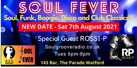 Soul Fever - We Are Back Baby!! tickets