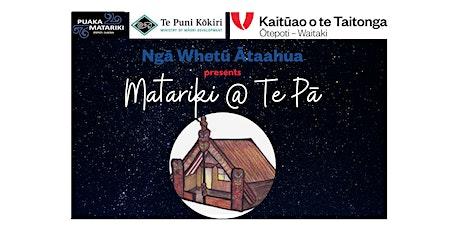 Tane Mahuta - Powhiri, Kawa & Tikangā Session 2 tickets